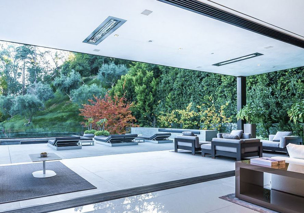 Spectacular Villa in Beverly Hills