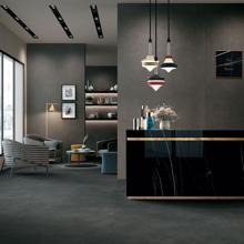 "Modern Porcelain 24"" x 48"" Luxury Tile, Absolute"