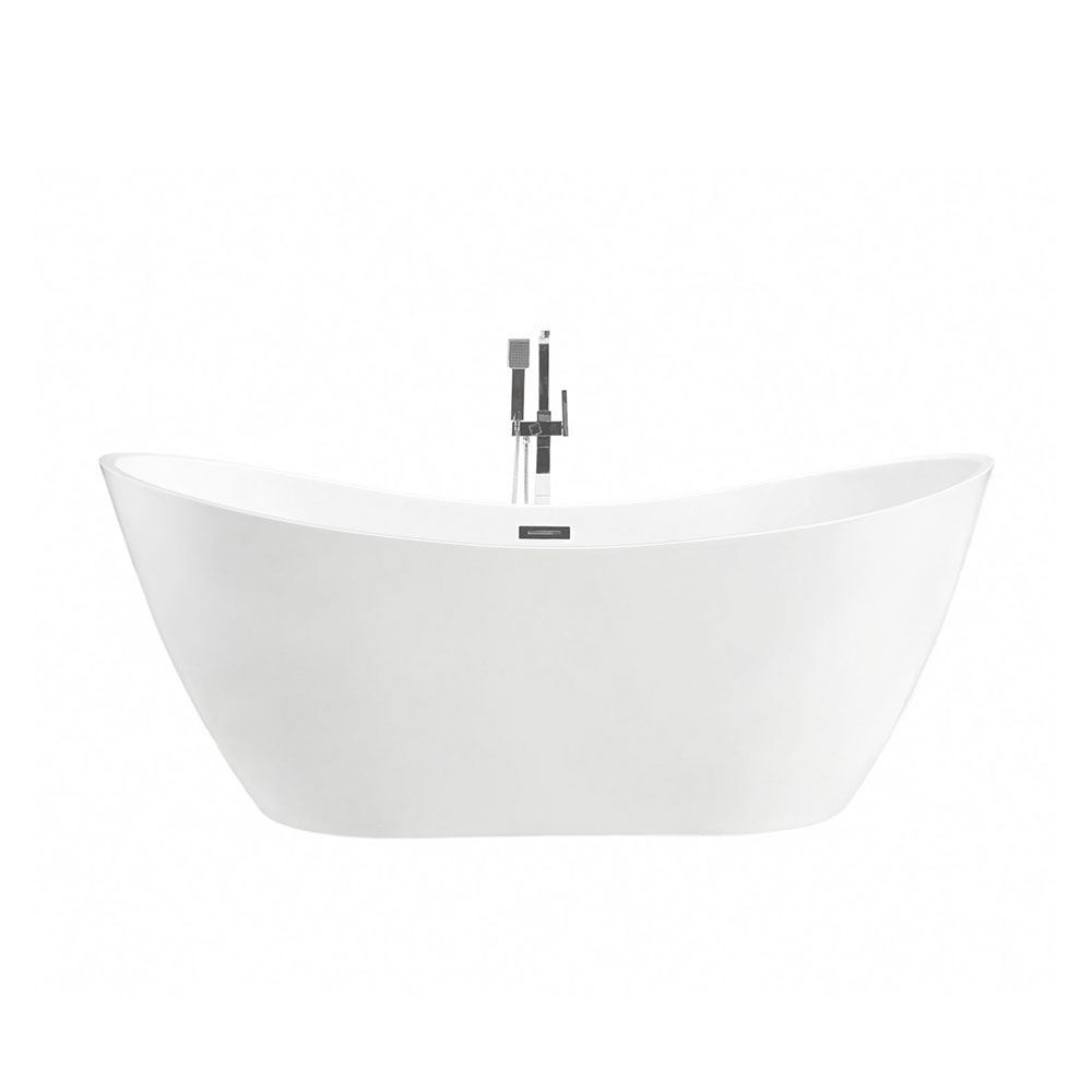 71 Modern White Freestanding Bathtub Hintex Home Interior Exterior Building Materials