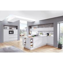 Fashion Kitchen, Satin Matt Grey