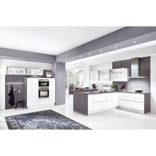 Fashion Kitchen, Lacquer Honed White