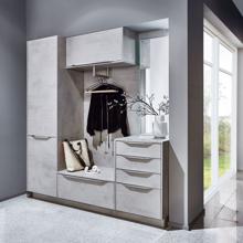Riva Kitchen, Concrete Grey
