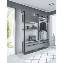 Touch Kitchen, Slate Grey Supermatt