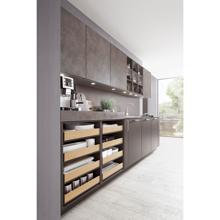 Touch Kitchen, Black Supermatt