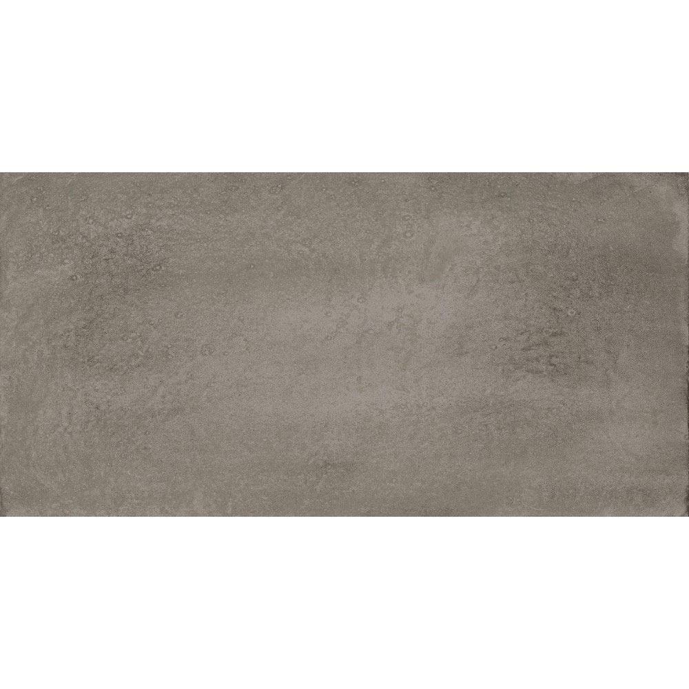 """Grey Porcelain Wall and Floor Tile, Factory Grafite 24"""" x 48"""""""