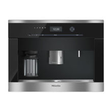 Miele CVA6401 Coffee System, Clean Touch Steel