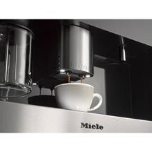 Miele CVA6800 Coffee System, Clean Touch Steel