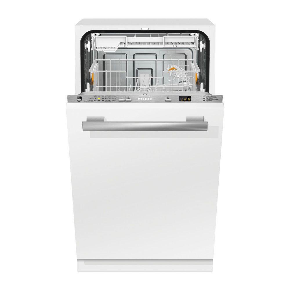 Miele G4780SCVi Futura Dimension Slimline Dishwasher