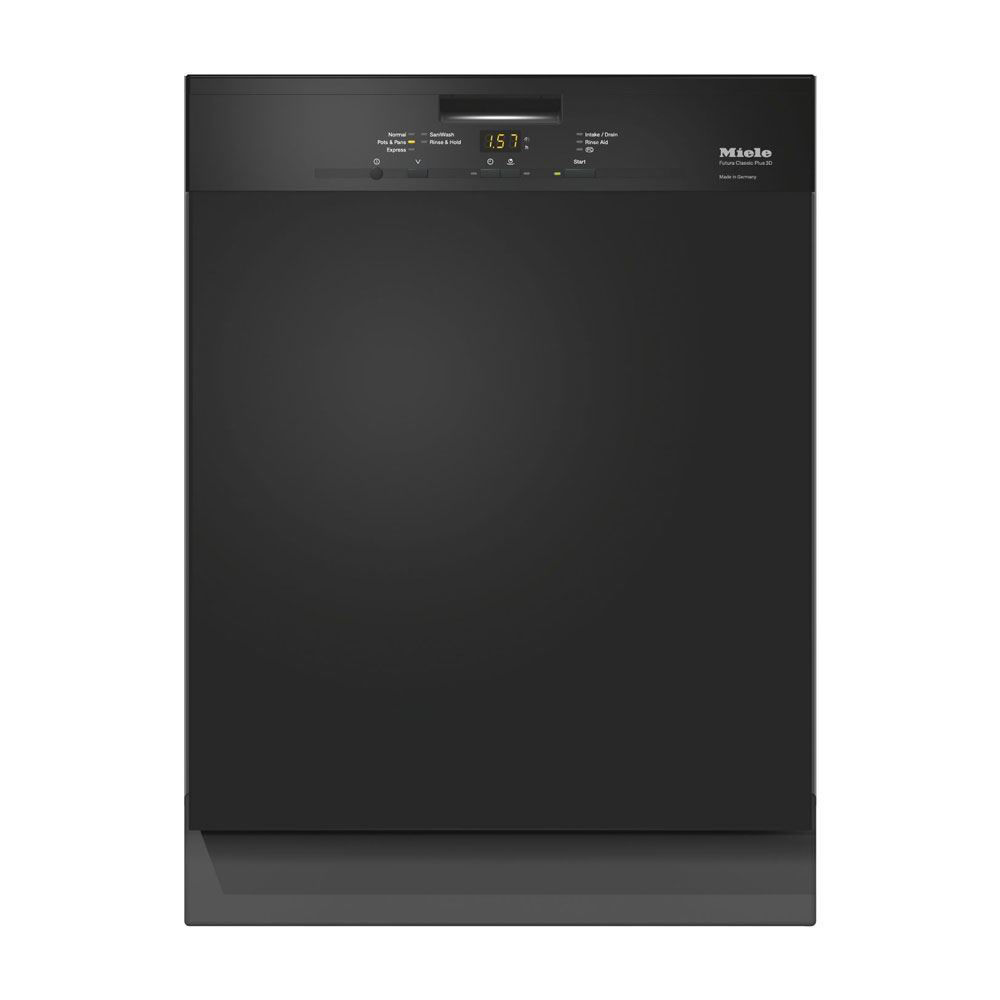 Miele G4948SCU Futura Classic Plus 3D Dishwasher, Black