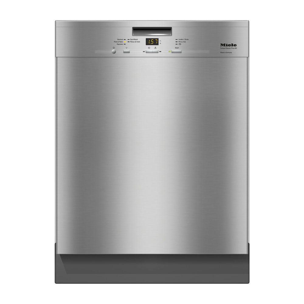 Miele G4948SCU Futura Classic Plus 3D Dishwasher, Clean Touch Steel