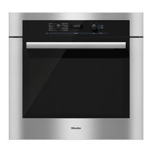 Miele H6180BP Convection Oven, Clean Touch Steel