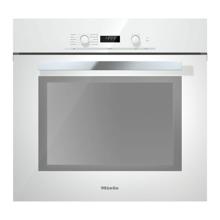 Miele H6280BP Convection Oven, Brilliant White