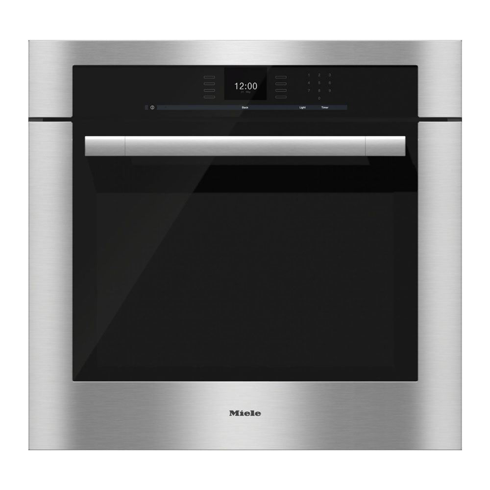Miele H6580BP Convection Oven, Clean Touch Steel