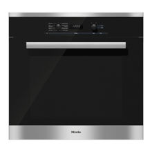 Miele H6281BP Convection Oven, Clean Touch Steel