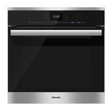 Miele H6560B Convection Oven, Clean Touch Steel
