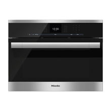 Miele DGC6500XL-1 Combi-Steam Oven, Clean Touch Steel