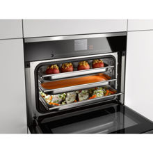 Miele DGC6865XXL Combi-Steam Oven, Clean Touch Steel, Plumbed