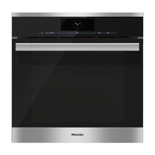 Miele DGC6805XL-1 Combi-Steam Oven, Clean Touch Steel, Plumbed