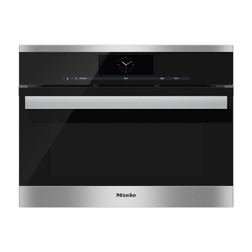 Miele DGC6800XL-1 Combi-Steam Oven, Clean Touch Steel