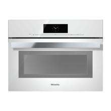 Miele DGC6800XL-1 Combi-Steam Oven, Brilliant White