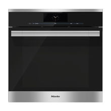 Miele DGC6765XXL Combi-Steam Oven, Clean Touch Steel, Plumbed