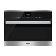 Miele DGC6600XL-1 Combi-Steam Oven, Clean Touch Steel