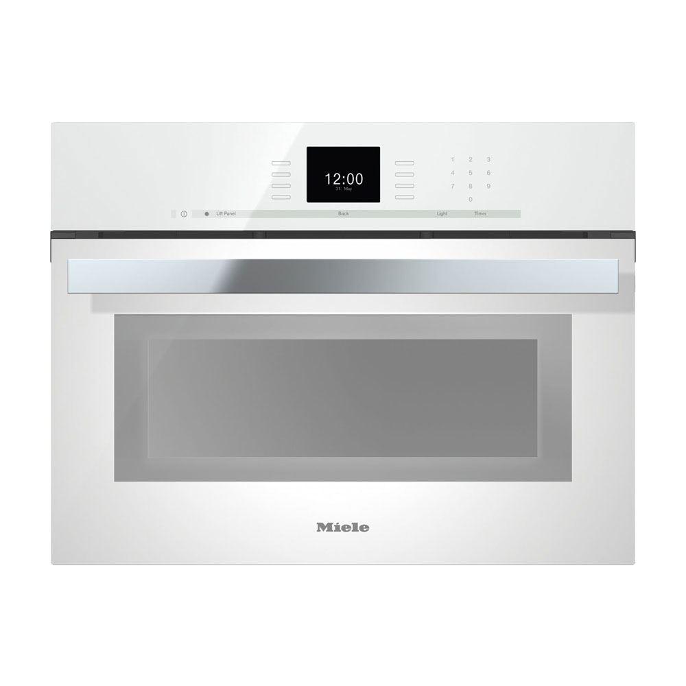 Miele DGC6600XL-1 Combi-Steam Oven, Brilliant White