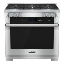 Miele HR1934DF -2 DF LP Dual Fuel Range