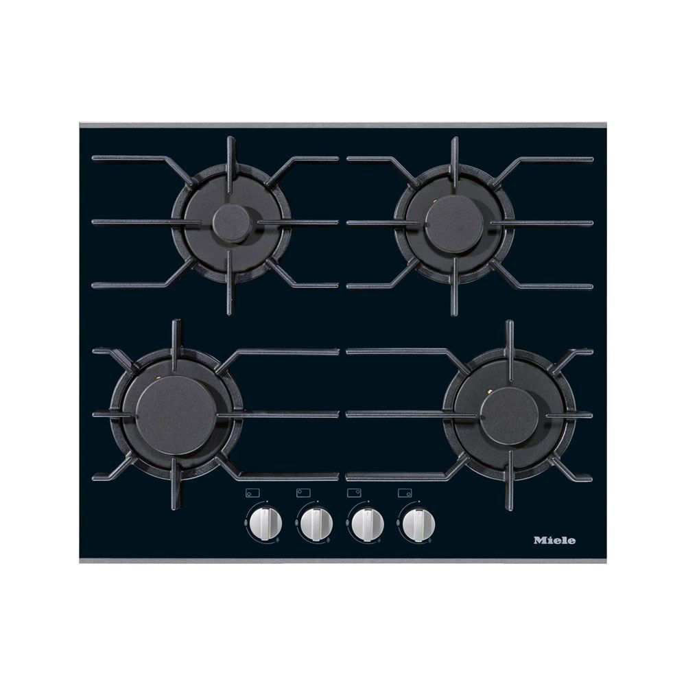 Miele KM3010 Gas on Glass Cooktop