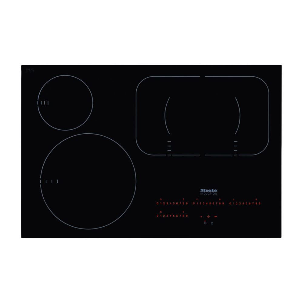 Miele KM6365 Flush Mounted Induction Cooktop, 208V/240V