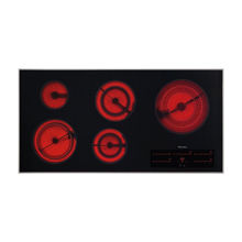 Miele KM5880 Electric Cooktop, 208V