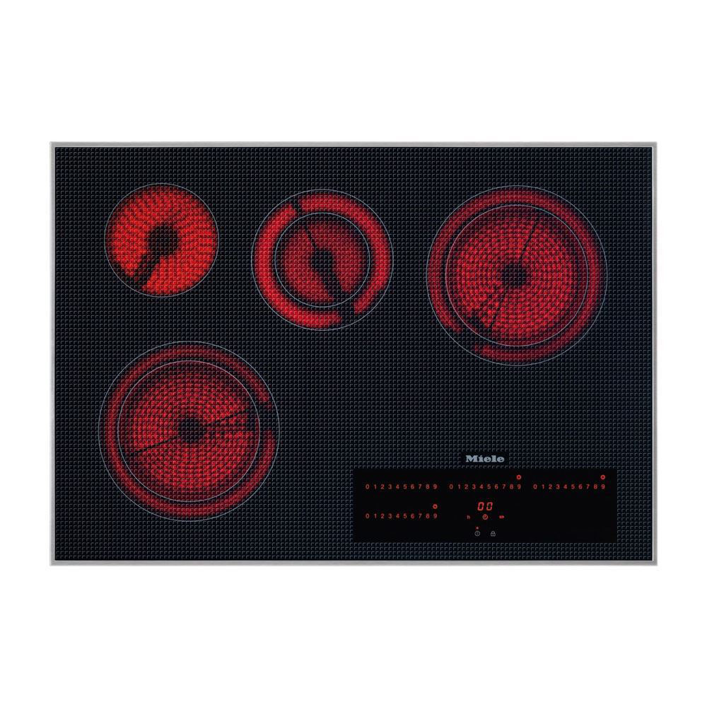 Miele KM5840 Electric Cooktop, 208V