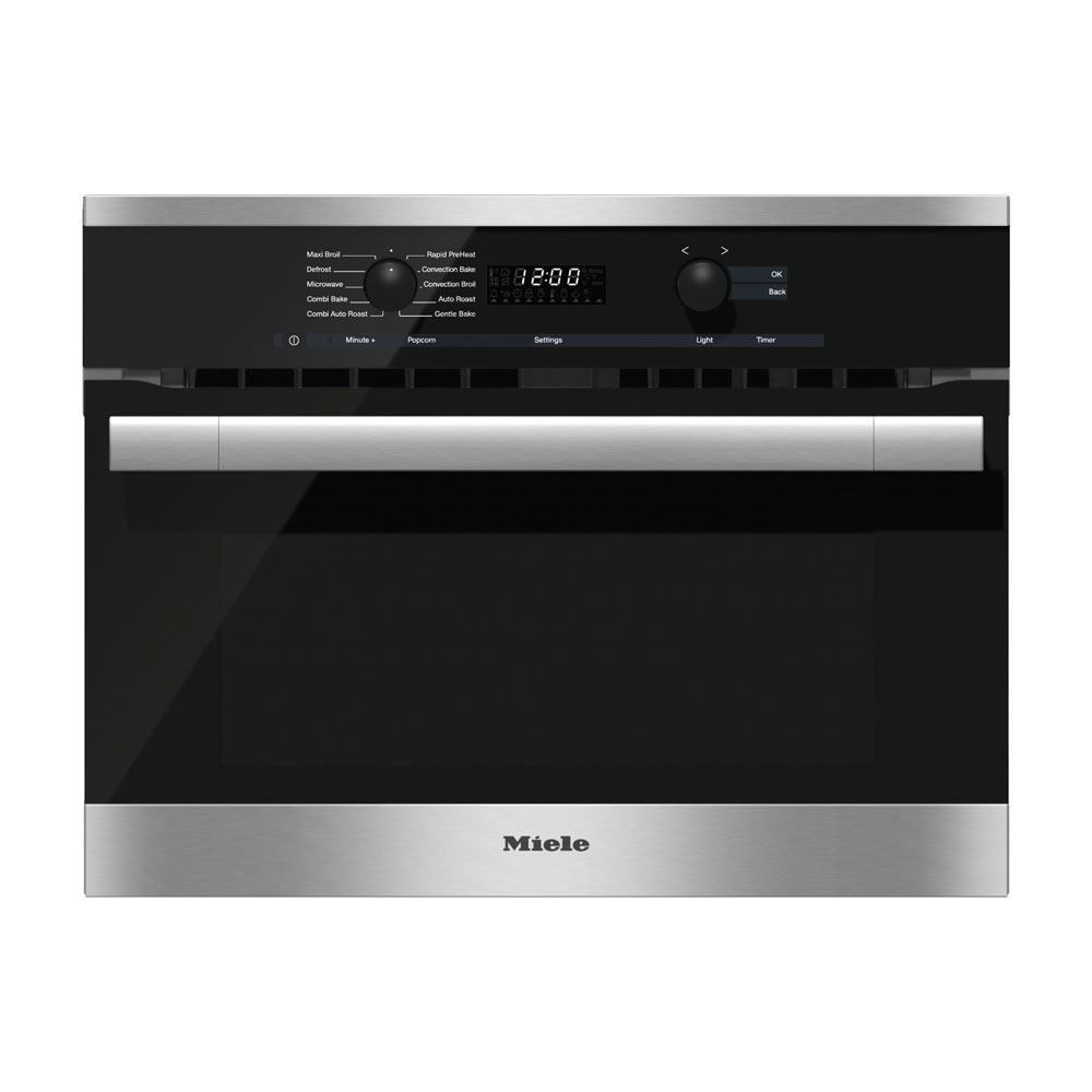 Miele H6100BM Speed Oven, Clean Touch Steel