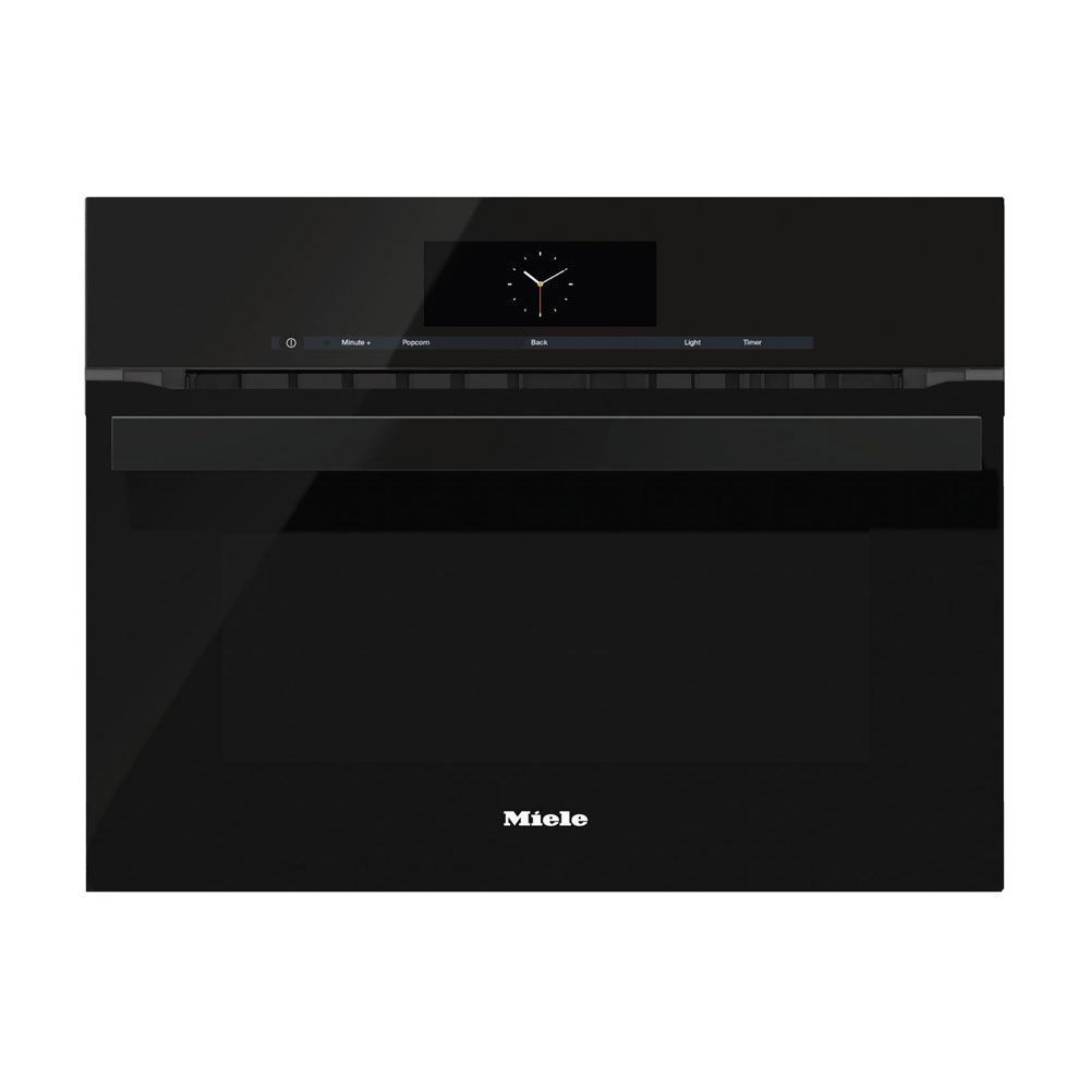 Miele H6800BM Speed Oven, Obsidian Black