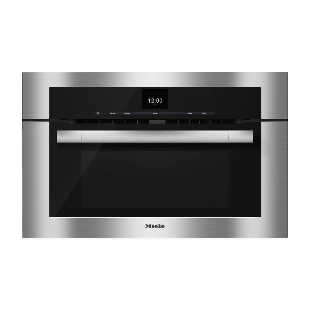 Miele H6570BM Speed Oven, Clean Touch Steel