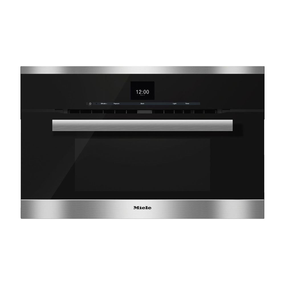 Miele H6670BM Speed Oven, Clean Touch Steel