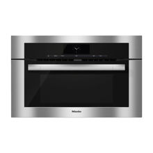 Miele H6770BM Speed Oven, Clean Touch Steel