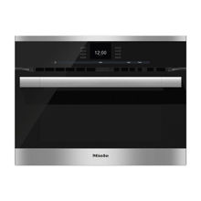 Miele H6500BM Speed Oven, Clean Touch Steel