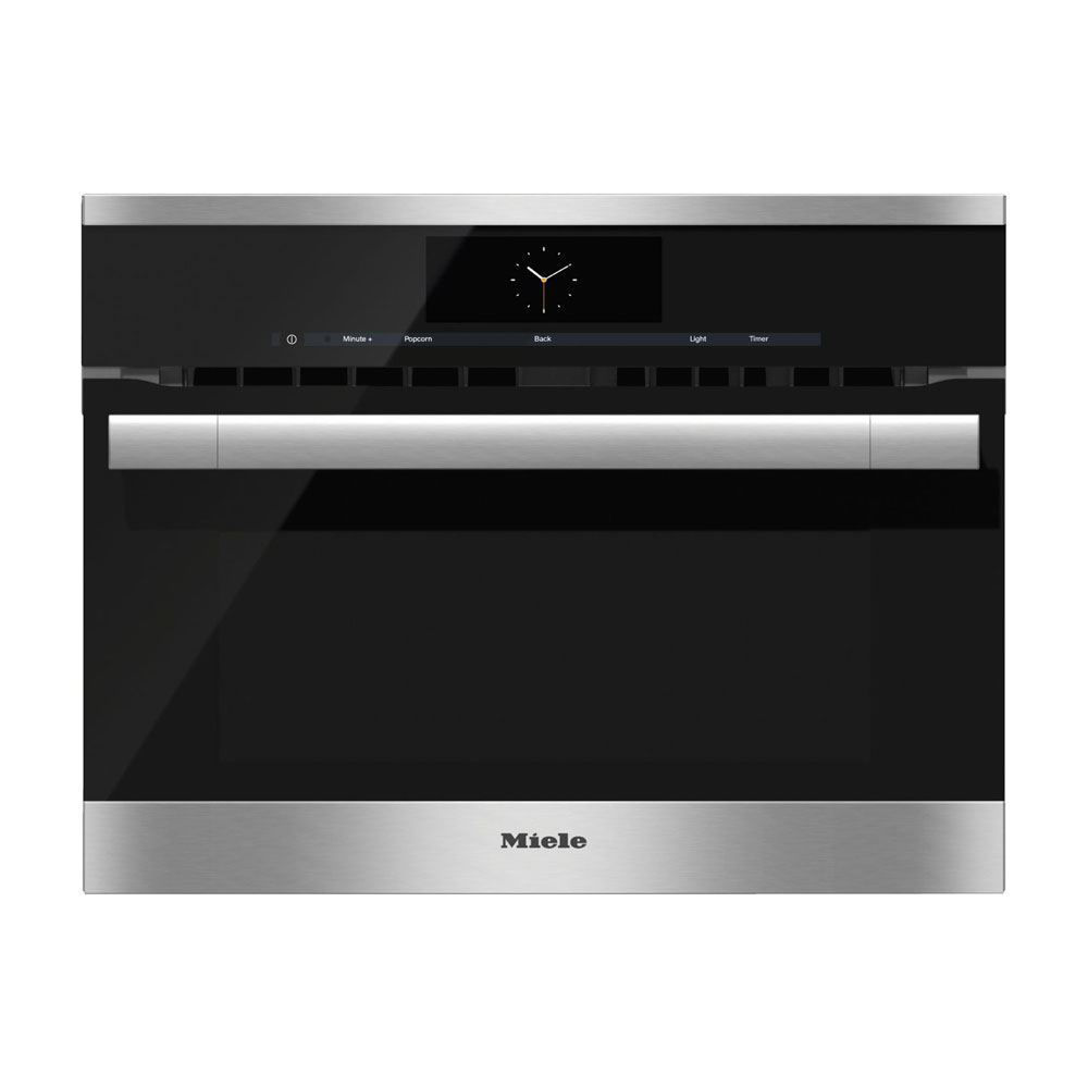 Miele H6700BM Speed Oven, Clean Touch Steel