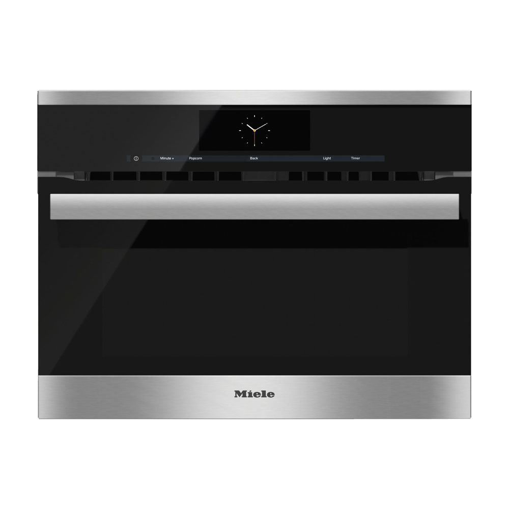 Miele H6800BM Speed Oven, Clean Touch Steel