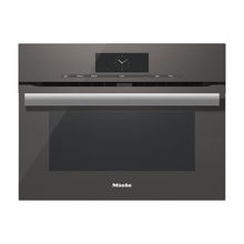 Miele H6800BM Speed Oven PureLine, Graphite Grey