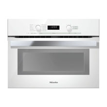 Miele H6200BM Speed Oven, Brilliant White