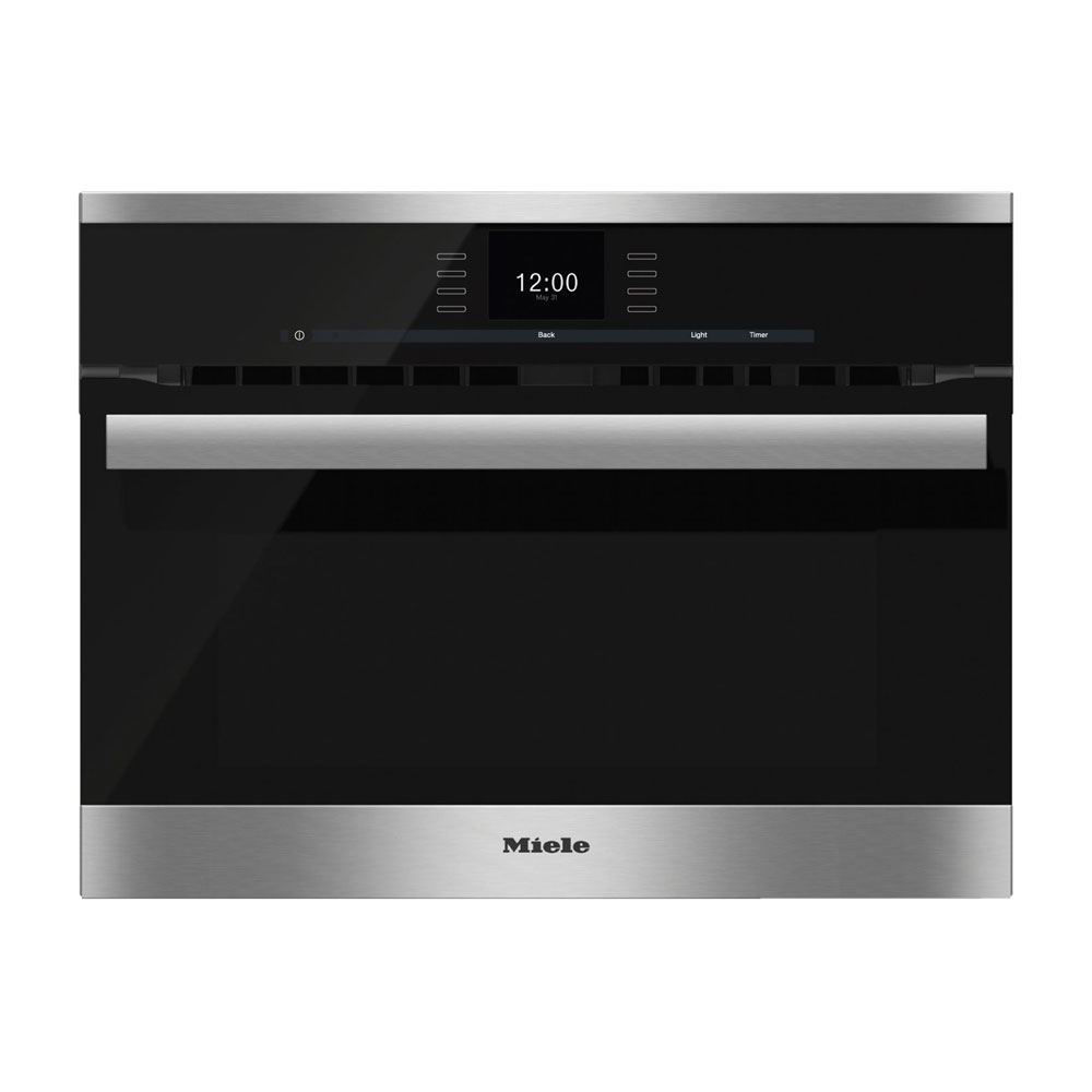 Miele H6600BM Speed Oven, Clean Touch Steel