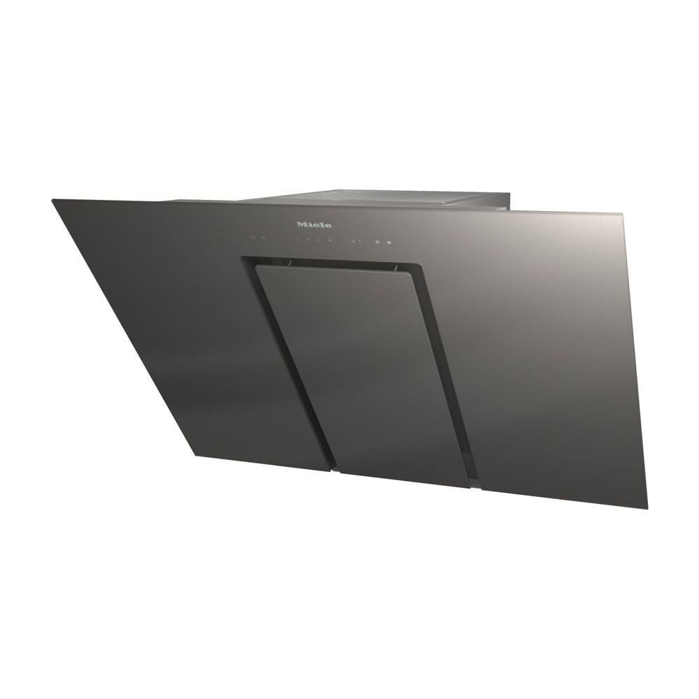 Miele DA6498W 36 Pure Wall Hood - Graphite Grey