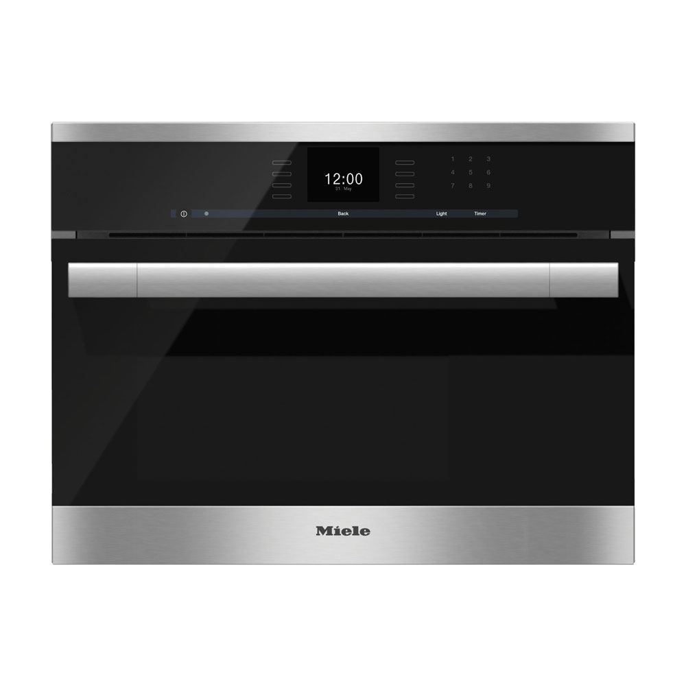 Miele DG6500 Steam Oven, Clean Touch Steel