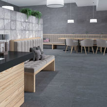 "Emporio Grey Wall and Floor Tile, 24"" x 48"""