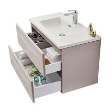 """30"""" Modern Bathroom Vanity Sink Vera Beige"""