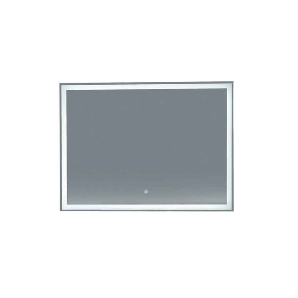 "40"" Modern Bathroom LED Mirror Fidelio"
