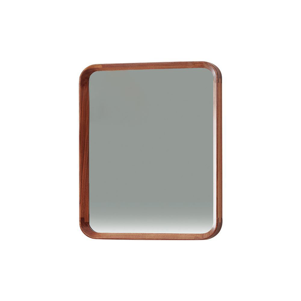 "Modern 40"" Bathroom Mirror, Vela"