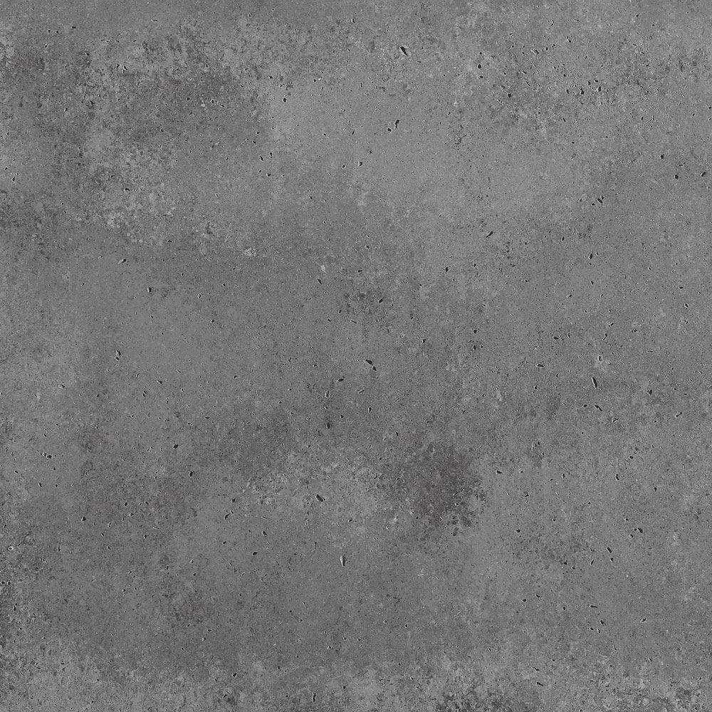 """Unglazed 24"""" x 24"""" Black Porcelain Tile, Unique Be"""